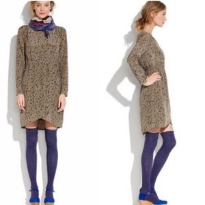 Madewell | Broadway & Broome Silk Gatehouse Dress